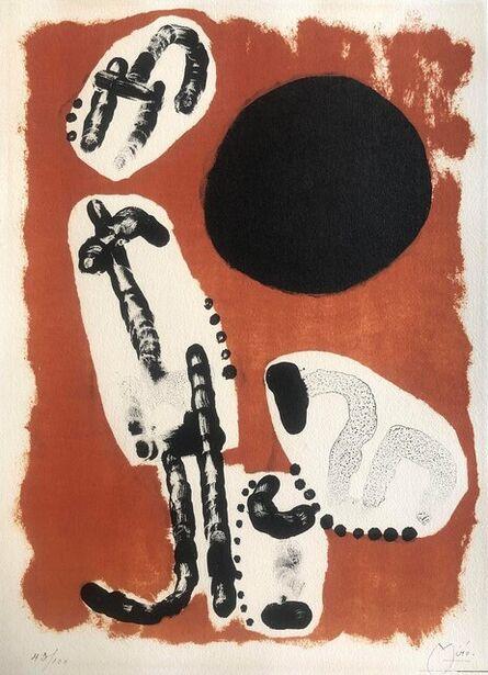Joan Miró, 'Astrologie I', 1953