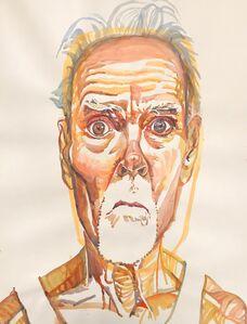 Don Bachardy, 'Self-Portrait', May 9-2016