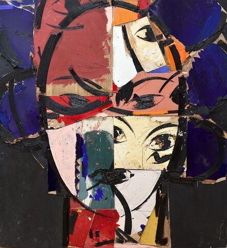 Manolo Valdés, 'Matisse como Pretexto con Mancha Verde', 2019
