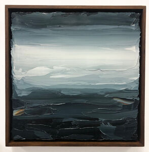 Jake Aikman, ' Clearing (Atlantic) II', 2019