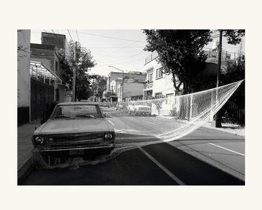 Betsabeé Romero, 'Entramados II (intertwined II)', 2018