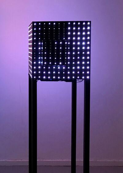 Gabriel Lester, 'Deep Space (establishing contact)', 2017