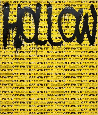 Takashi Murakami, 'Hollow Man', 2018