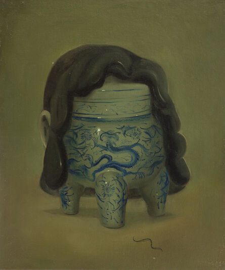 Dominique Fung, 'Stray Hair', 2020