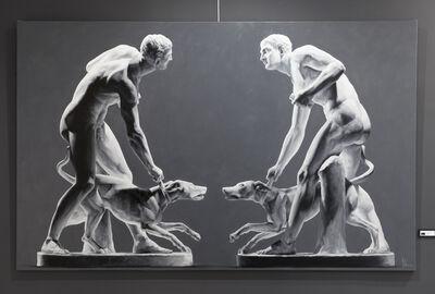 Yoann Mérienne, 'Regards', 2016