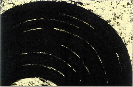 Richard Serra, 'Paths & Edges#1', 2007
