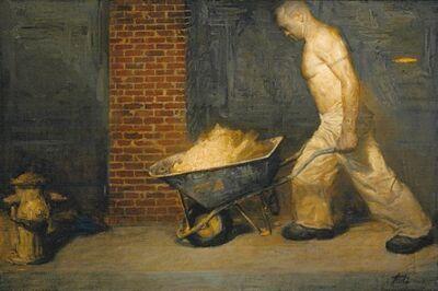 Steve Huston, 'Wheelbarrow', 2001