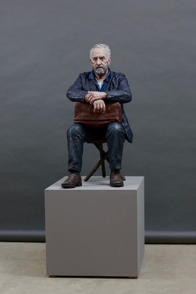 Sean Henry, 'Seated Figure ', 2016