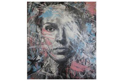 David Walker (b. 1976), 'Untitled Portrait'