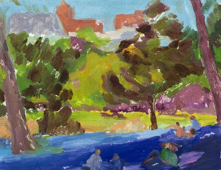 Brian Lotti, 'Ft. Greene Park', 2020