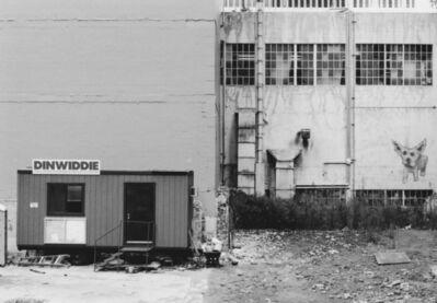 Arabella Colton, 'Wall Dogs — Dinwiddie, California St., San Francisco 1992', 1992