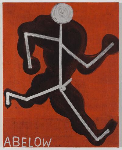 Joshua Abelow, 'Running Man', 2013