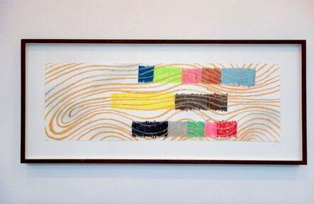 Hanno Otten, 'Über Malerei 438', 2007