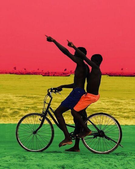 Derrick Ofosu Boateng, 'The Love for Ghana ', ca. 2019