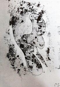 Méret Oppenheim, 'Gespensterformen', 1958