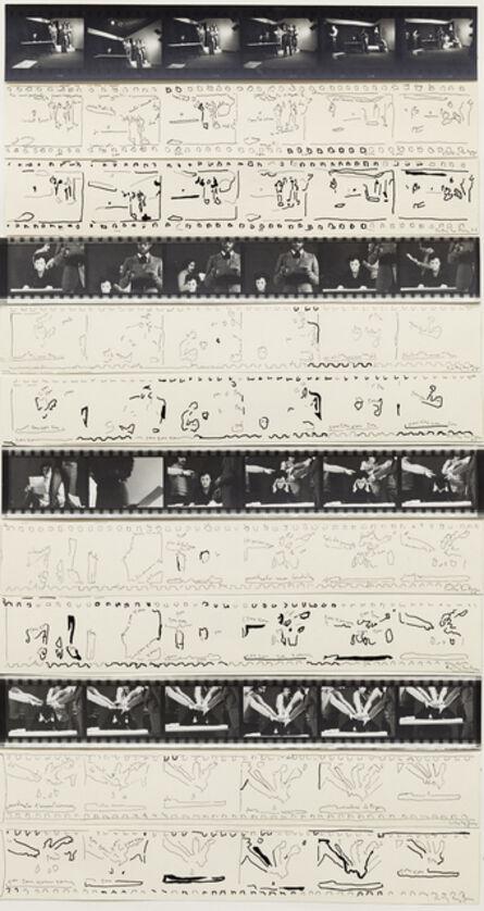 Ketty La Rocca, 'Provini Performance', 1974