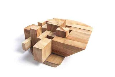 "Carlos Torre Hütt, '""Muac"" puzzle', 2014"