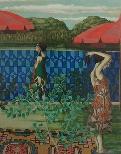 Kate Montgomery, 'Wave Pool', 2021