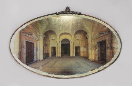 Gina Soden, 'Asylum Entrance Hall on Mirror', 2018