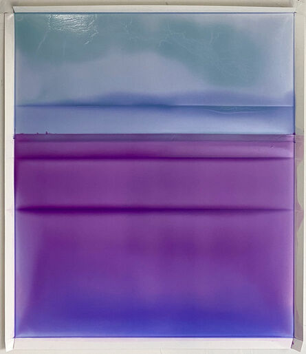 Susan English, 'Cascading Folds No. 14', 2020