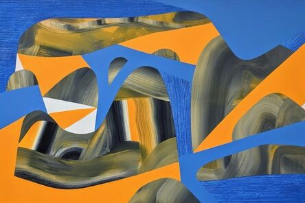 Luke Ramsey, 'Sun Soaked Ocean Rocks', 2020