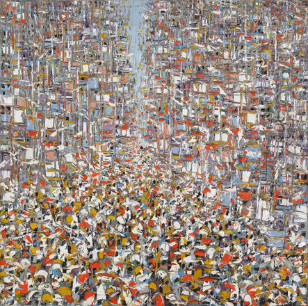 Ablade Glover, 'City Carnival II', 2014