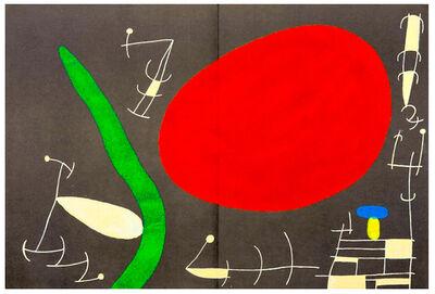 Joan Miró, 'Assasinat de la Peinture', 1967
