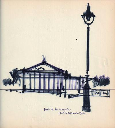 Lucien De Roeck, 'Paris', 1962