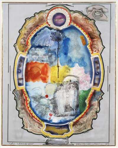 Robert Rauschenberg, 'Sri Lanka XIII', 1983