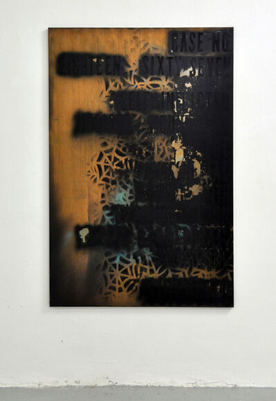 Michael Bevilacqua, 'Rothko Coroner Report Destroyed', 2014