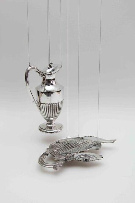 Cornelia Parker, 'Alter Ego (Cold Tea) ', 2013