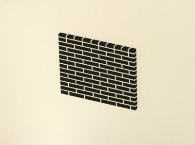 Ricardo Villa, 'Como atravessar paredes', 2015