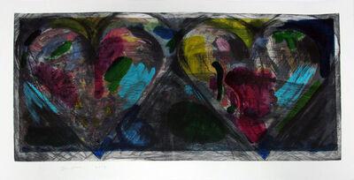 Jim Dine, 'Blue Points', 2014