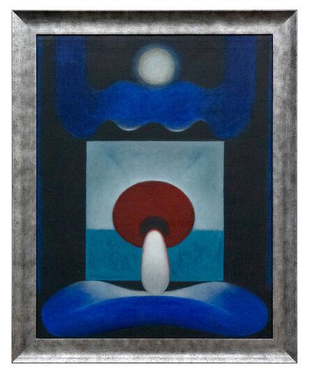 Gulam Rasool Santosh, 'Untitled', ca. 1970