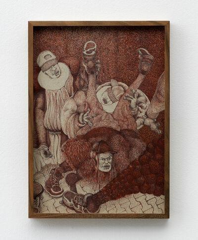 TILL MEGERLE, 'Untitled ', 2016