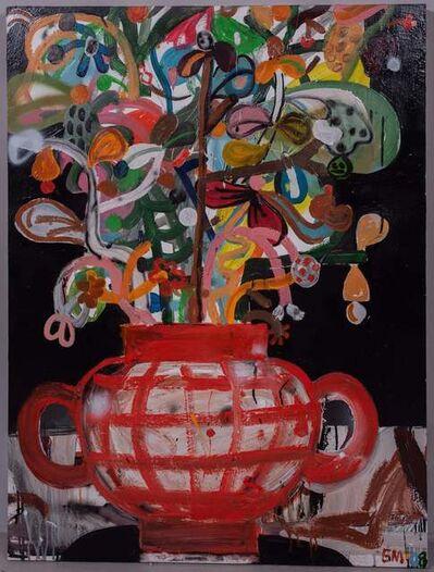 Eddie Martinez, 'Voluptuoso Plant', 2008