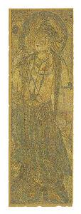 Yang Mian 杨冕, 'Five dynasties / Standing Bodhisattva', 2020