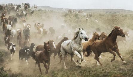 Jim Krantz, 'Epic Western No. 35', 2017