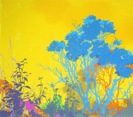 Henrik Simonsen, 'Yellow Light', 2016