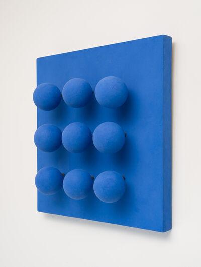 Antonio Asis, 'Monocromo Azul | Boules tactiles', 1969