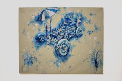 Simon Vega, 'Apolo Beach Rover Minutas', 2016