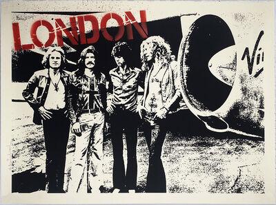 Mr. Brainwash, ''Stairway to London' (Led Zeppelin)', 2009