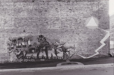 Gil Hanly, 'Mayoral Drive. Jef & Rik', 1985
