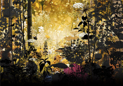 Ruud Van Empel, 'Floresta #4', 2018