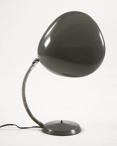 "Greta Magnusson Grossman, '""Cobra"" lamp', 1948"