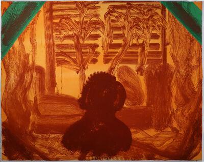 Howard Hodgkin, 'Those...Plants', 1980
