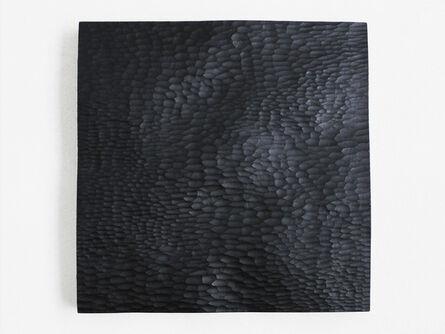 Julian Watts, 'Set of 12 Small Black Paintings', 2017