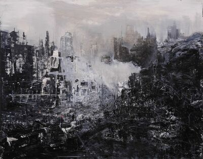 Zhou Lian Hua, 'THE VITAL ENERGY(浩然之氣)'