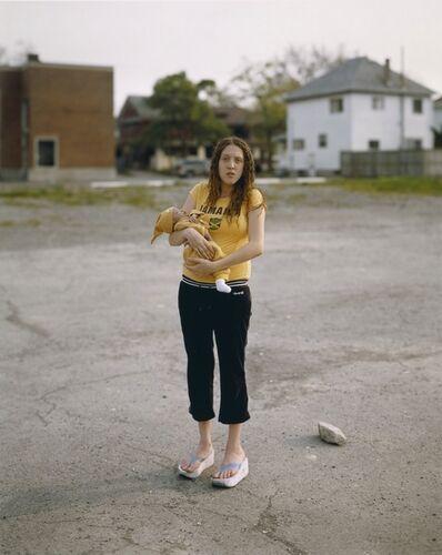 Alec Soth, 'Rebecca', 2005
