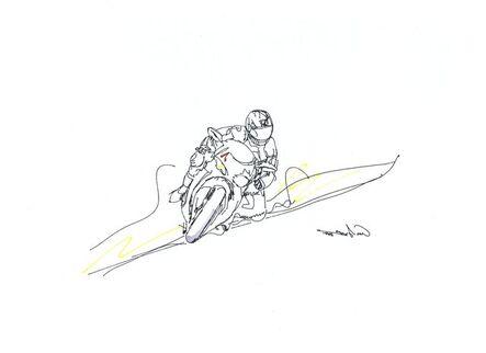 Cory Arcangel, 'Ducati', 2014